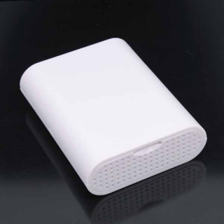 Raspberry PI 2 B+ Oval Case White
