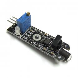 DC 5V Reflect Infrared IR Sensor (Photoelectric Switch Barrier Sensor Module)