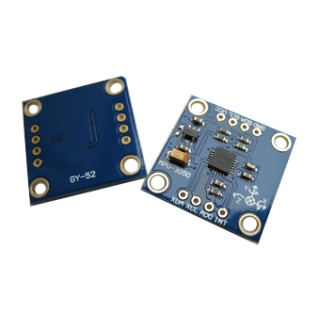 GY-51 LSM303DLH three-axis electronic compass acceleration module - electronic compass sensor For Arduino