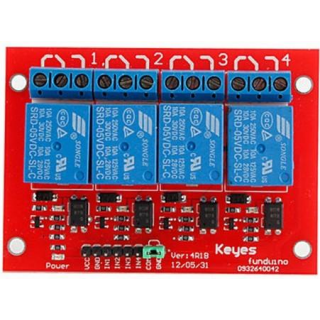 Relay Shield Module for Arduino - 4-Channel