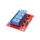 4-Channel 5V 12V Relay Module Board for Arduino