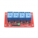 4-Channel 5V 12V Relay Module Board for Arduino