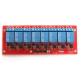 8-Channel 5V 12V Relay Module Board for Arduino