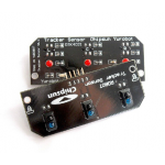 3 way tracing sensor/ robot tracing module/robot accessories for arduino