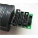 Adapter plate + V8 emulator - JLINK J-LINK V8 emulator (double BUFFER)