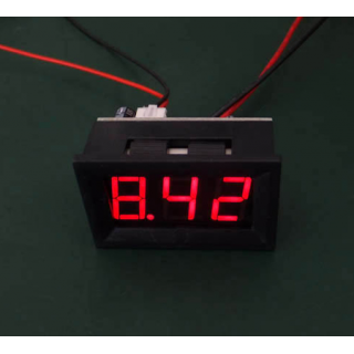 Digital ammeter (0-10A) ammeter head for Arduino