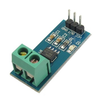 20A Range Current Sensor Module ACS712 Electronic Parts