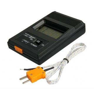 TM-902C LCD Thermometer Temperature Meter K Type Sensor