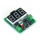 Ranging Distance Detecting Ultrasonic Sensor Display Module