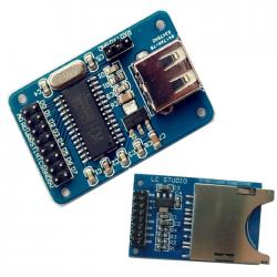 Ch376s USB Module USB Interface Communication Module Reader Adapter for MCU DSP MPU