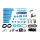 Advanced Robot Kit-Blue (No Electronics)