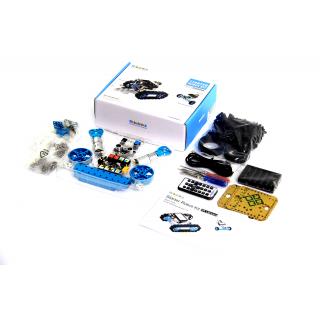 Starter Robot Kit - Blue - IR
