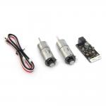 DC Encoder Motor Pack - 25mm