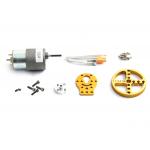 37mm DC Motor Robot Set - Zlatni