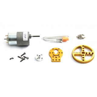37mm DC Motor Robot Pack - Gold