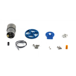 37mm DC Motor Robot Pack - Blue