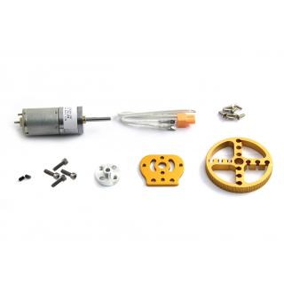 MakeBlock - 25mm DC Motor Set - Zlatni