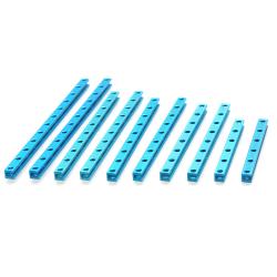 MakeBlock - Nosač 0808 Robot Set - Plavi