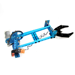 Makeblock - Robotic Arm Add-on Pack for Starter Robot Kit-Blue