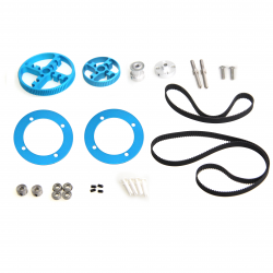 MakeBlock - Timing Belt Motion Robot Pack-Blue