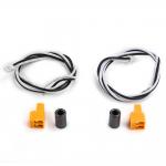 MakeBlock - PH2.0-2P to Stripped-End Cable - 35cm,22AWG (Par)