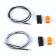 MakeBlock - Versatile Cable with Stripped Ends - 35cm, 22AWG (Pair)