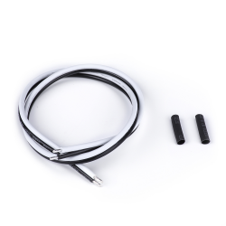 MakeBlock - Versatile Cable with Stripped Ends - 50cm, 16AWG
