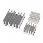 3pcs One set Adhesive Aluminum Heatsink kit For Raspberry PI