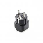 MakeBlock - Univerzalni strujni adapter za Njemačku, Francusku, Europa, Rusia (Tip E/F)