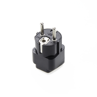 MakeBlock - Universal Plug Adapter for Germany, France, Europe, Russia (Type E/F)
