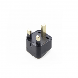 MakeBlock - Universal Plug Adapter for UK, Hong Kong, Singapore (Type G)