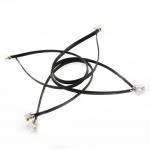 MakeBlock - 6P6C RJ25 cable-35cm(4-Pack)