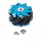 Makeblock - 100mm Lijevi Mecanum kotač sa 4mm konektorom za osovinu