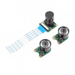 Infrared Night Vision Surveillance Camera + 2x Infrared Light for Raspberry Pi