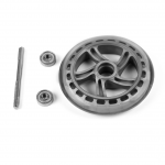 MakeBlock - 125mm PU Wheel (Driven Wheel Pack)