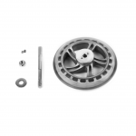 MakeBlock - 125mm PU wheel (driving wheel pack)