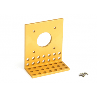 Makeblock - 42BYG Stepper Motor Bracket B-Gold
