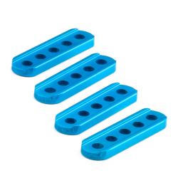 MakeBlock - Beam/nosač/greda 0412-044-Plava(4-komada)