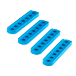 MakeBlock - Beam0412-044-Blue (4-Pack)