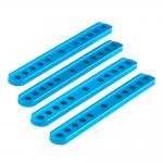 MakeBlock - Beam0412-092-Blue (4-Pack)