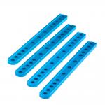 MakeBlock - Beam/nosač/greda 0412-124-Plava(4-komada)