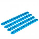 MakeBlock - Beam/nosač/greda 0412-140-Plava(4-komada)