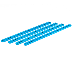 MakeBlock - Beam0412-220-Blue (4-Pack)