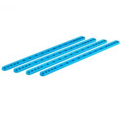 MakeBlock - Beam/nosač/greda 0412-220-Plava(4-komada)