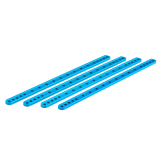 MakeBlock - Beam0412-236-Blue (4-Pack)