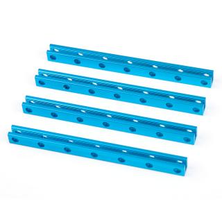Makeblock - Beam0808-104-Blue (4-Pack)