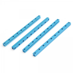 Makeblock - Beam0808-136-Blue (4-Pack)