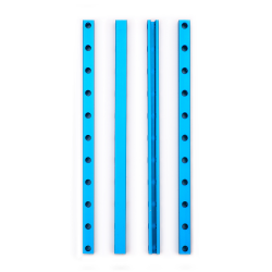 Makeblock - Nosač 0808-168-Plavi (4 kom)
