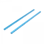 Makeblock - Beam0808-184-Blue (4-Pack)