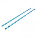 Makeblock - Beam0808-312-Blue(Pair)